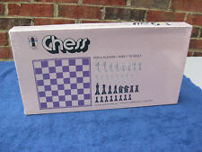VINTAGE 1975 CHESS SET BY THE RAINBOW WORKS SEALED IN THE BOX!