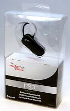 Rocketfish RF-GPS31104 PlayStation 3 Wireless Gaming Headset Mono Bluetooth PS3