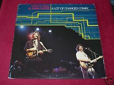 Hall & Oates a lot of changes mélodrame-Happy B. 1976 LP