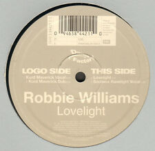 ROBBIE WILLIAMS - Lovelight - Dance Factory