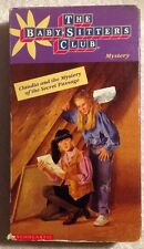 The Baby-Sitters Club(Prev.Viewed VHS)Claudia & the Mysteryof the Secret Passage