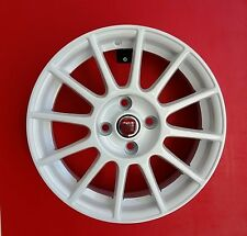 "F878/W KIT 4 CERCHI IN LEGA DA 15"" x FIAT QUBO LINEA 500 MULTIPLA STILO IDEA"