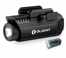 Olight PL-1 II Valkyrie Cree XP-L 450lm Pistol Light With CR123 Battery US Stock