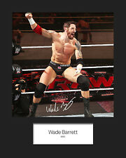 WADE BARRETT #2 (WWE) Signed 10x8 Mounted Photo Print - FREE DELIVERY