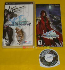 MONSTER KINGDOM JEWEL SUMMONER Psp Versione Americana 1ª Edizione »»»» COMPLETO