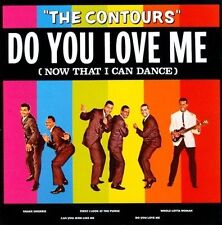 Do You Love Me (Now That I Can Dance)  by The Contours (CD, Feb-2013, MOTOWN)