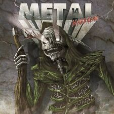 METAL MASSACRE XIV – Compilation (NEW*UNDERGROUND METAL SAMPLER*METALIAN)