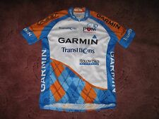 GARMIN SLIPSTREAM TRANSITIONS FELT PEARL IZUMI CYCLING JERSEY [M]