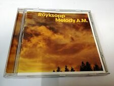 Röyksopp ‎-  Melody A.M. - CD Musica Album Elettronica, Synth-pop (Royksopp)