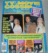 TV & Movie Gossip Magazine October 1976 Elvis Presley Cher Burt Reynolds Liza