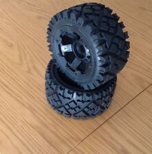 BAJA  ALL TERRAIN REAR TIRE WTH WHEELS FOR HPI BAJA 5B,5T,5SC,2.0,SS,KM,1/5