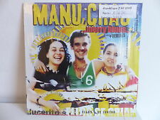 "MAXI 12"" MANU CHAO ... Merry blues + Remixes 724354608063"
