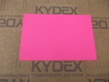 KYDEX T SHEET SHEATH HOLSTER 300 X 200 X 1.5MM  P-1 HAIRCELL HOT PINK