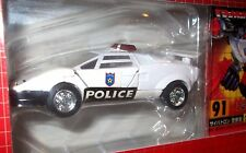 Transformers G1 Takara Reissue e-HOBBY #91 New Year CLAMP DOWN Red Alert Prowl