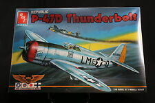 XH008 AMT 1/48 maquette avion 8886 Republic P-47D Thunderbold P47D WWII aircraft