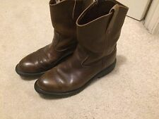 "Red Wing 10"" Roper Boots Men's 10"