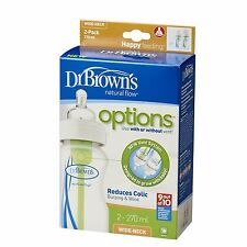 Dr Brown's opciones Twin Pack - 270ml