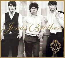 Jonas Brothers (self titled LIKE NW CD) John Fields, Kevin Jonas, Jon Lind !!!!