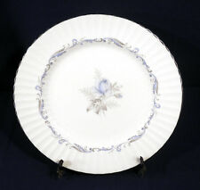 "Paragon Fine Bone China England MORNING ROSE Dinner Plate 10-5/8"" 1 of 12"