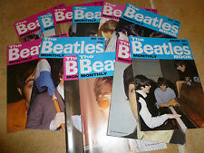 Beatles Book Monthly Magazine 1983 Full Year Collection Editions 81-92 inclusive