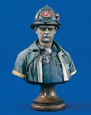 Verlinden 200mm (1/9) New York City Fire Department Firefighter Bust 1781