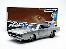 JADA 97336 - 1/24 SCALE DOMS 1970 DODGE CHARGER R/T FAST & FURIOUS 7