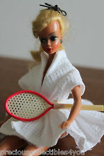 "NM NEAR MINT ORIGINAL GERMAN VINTAGE BILD LILLI HAUSSER BARBIE 7.5"" TENNIS"