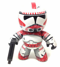 "STAR WARS Mighty Muggs SHOCKTROOPER Exclsuive 6"" toy figure, unboxed"