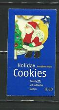 2005 BK299 Christmas Cookies Vending Booklet with 3957-3960 Unopened