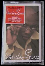 Uncle Sam by Uncle Sam (Cassette, 1997, Epic) NEW