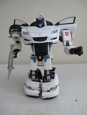 "2004 Transformers Alternators 7.5"" Jazz Figure Meister Mazda Loose Complete"