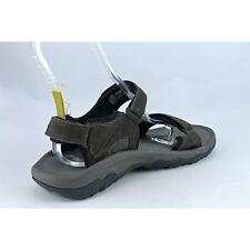 Teva Katavi Men US 10 Brown Open Toe Sport Sandal Blemish  1087