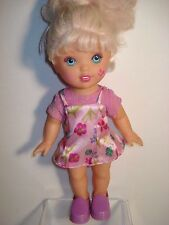 "MAKEUP MINDY Doll Hasbro 1999 Face and Hair change colors 12""~VGC"
