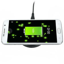 Qi Wireless Charger Charging Pad & Receiver Set For Android Samsung Huawei Sony