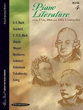 Piano Literature of the 17th, 18th and 19th Centuries (Frances Clark Library for