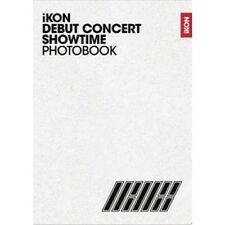 IKON DEBUT CONCERT [SHOWTIME] PHOTO BOOK (44 P) + POST CARD