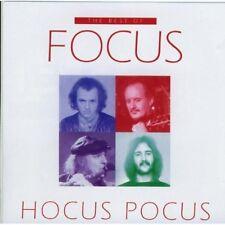 Focus - Hocus Pocus-Best Of [CD New]