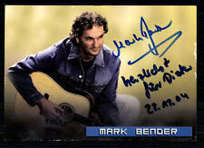 Mark Bender TOP AK Orig. Sign.  +14453 + 32456