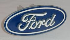 Ford 3D Metal Licensed Logo Hitch Cover Truck F-150 Explorer Ranger Expedition