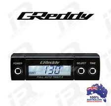 Greddy Full Auto Turbo Timer II Fits WRX STI EVO SKYLINE F6 XR6 S3 GOLF VL S15