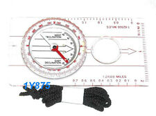 MILITARY POCKET COMPASS 6605-00-553-8795 NFES1814 MAGNETIC, UNMOUNTED, NEW