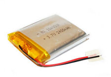 3.7 V - 2400 mAh Lipo batteria/litio Lon Polymer Battery