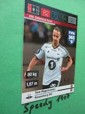 Panini Adrenalyn FIFA 365 Key Player Mike Jensen Rosenborg Nordic Edition