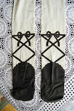 original made Japan gothic lolita princess ballet tights + 3 gift new tights lot