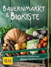 : Bauernmarkt und Biokiste , gebundene .Ausgabe neu