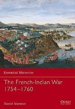 The French-Indian War 1754-1760, Marston, Daniel, New Book