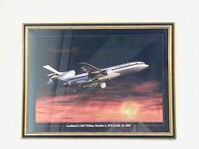 Delta Airlines TriStar L-1011 Farewell Poster