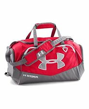 Under Armour Undeniable II Duffel Bag, Red, Small