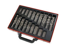 Neilsen Pro 170 Piece HSS Twist Drill Set Multi Purpose Engineering Tool CT1281