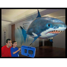 AIRSHARK THE ORIGINAL REMOTE CONTROLLED FISH BALLOONS - RC FISH AIR SWIMMER